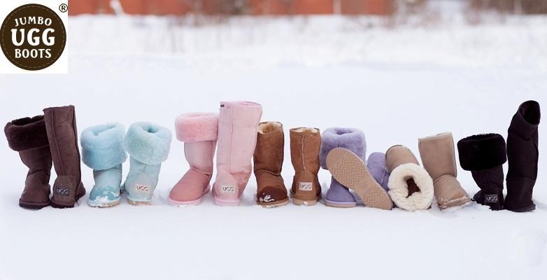 ������������� ���� Ju*mbo U*GG Boots.