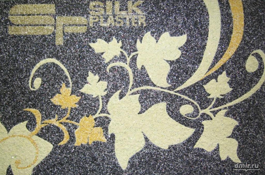 Жидкие обои Silk plast - ровные, бесшовные стены, современные технологии в ремонте вместе с нами - делаем как профессионалы