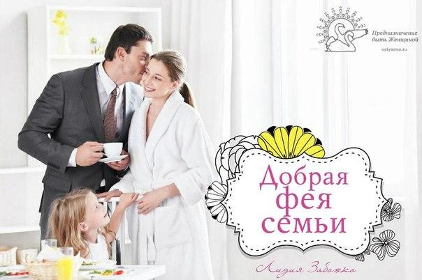 Добрая фея семьи