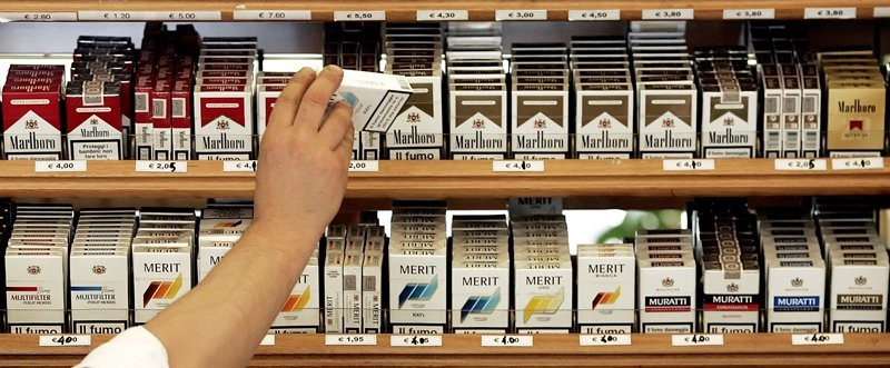 Сбор заказов. Сигареты разных марок. Раздача по городу.