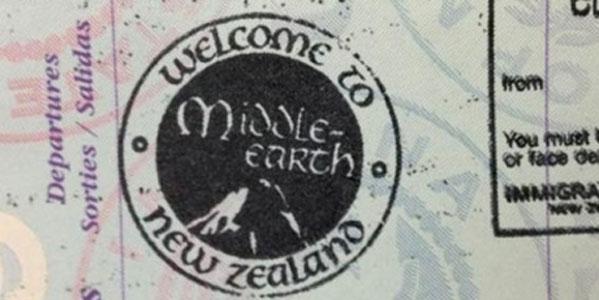 Как вы знаете, сьемки Властелина Колец проходили в Новой Зеландии.