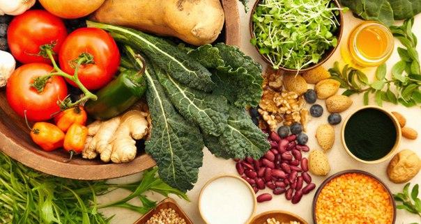 Основные концепции совместимости пищи: