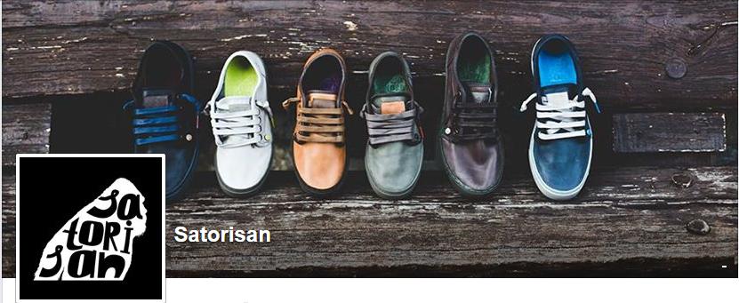 Распродажа-50%. Satorisan - обувь с историей