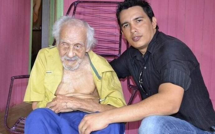 В Бразилии нашли 131-летнего дедушку