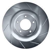 Тормозные диски Rotora с насечками на Toyota Land Cruiser Prado 150