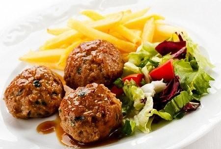 Тефтели из гречки с грибами! Постное блюдо