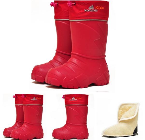 Nordman. Самая комфортная обувь для самых не комфортных условий. Сноубутсы, сапоги из ЭВА,резиновые сапоги.Без рядов- 3