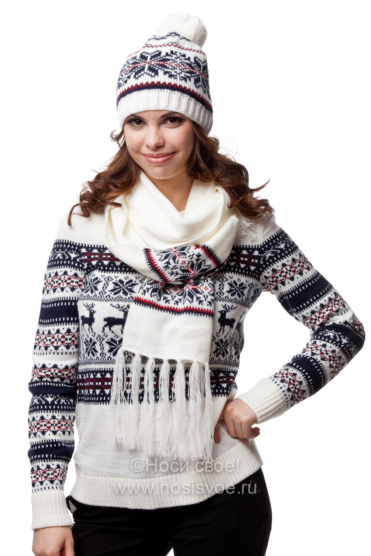 Сказочные свитера с оленями и скандинавскими узорами, одеваем всю семью! Уютный подарок себе и близким. Носи своё по