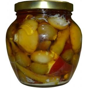 Вкусные маринады, консервы, антипасти, компоты, джемы, салаты из Болгарии!