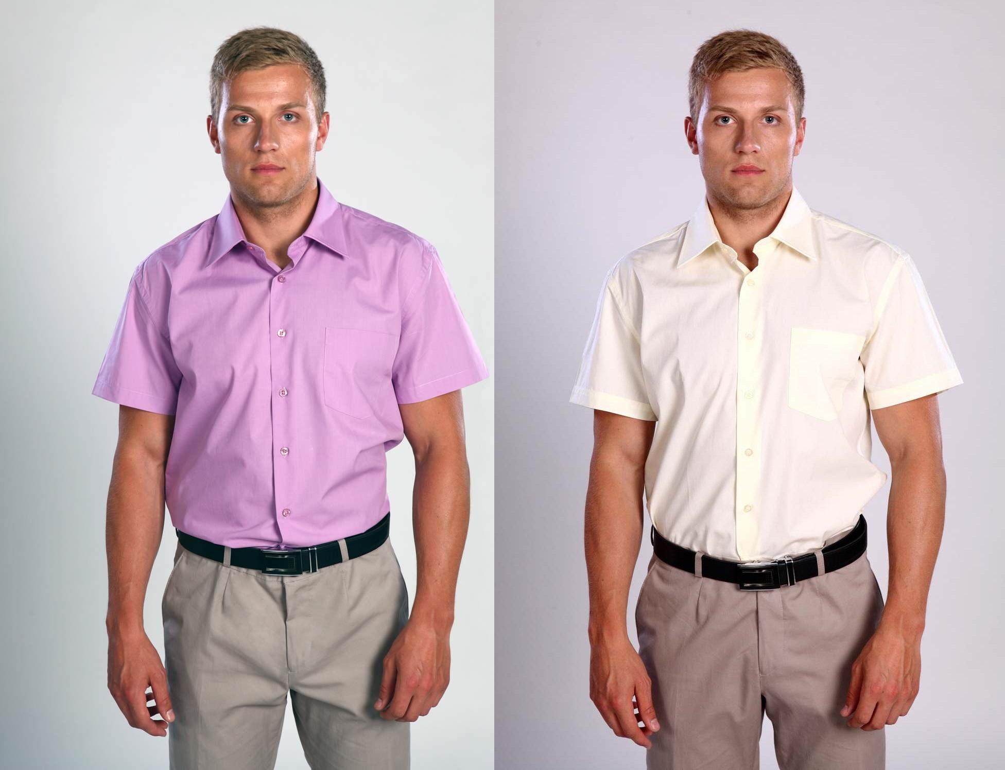 СУПЕР предложение!!! Сорочки короткий рукав за 400 и 450 руб.