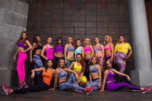 Сбор заказов. Уникальная дизайнерская спортивная одежда для фитнеса и танцев Fit2u- 9. Без рядов. Галерея