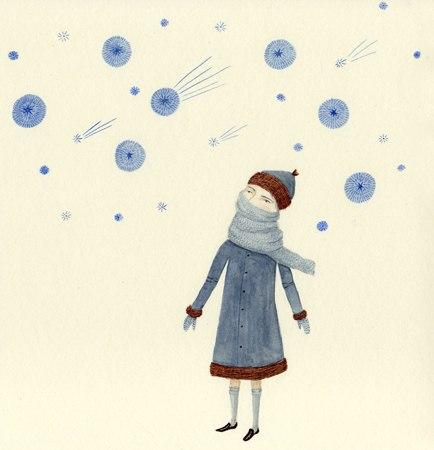 Зимой холодно тем, у кого нет тёплых воспоминаний.
