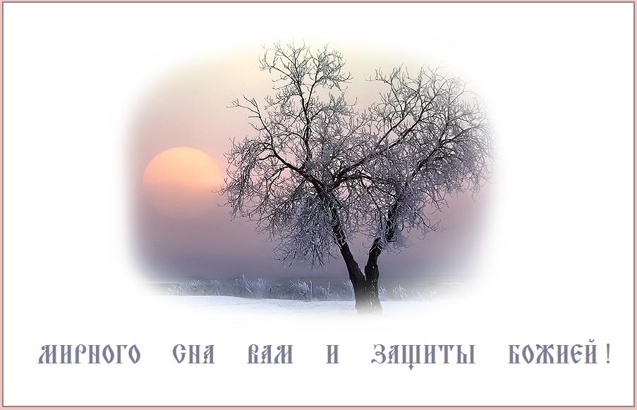 Молитва перед отходом ко сну В руце Твои, Господи Иисусе Христе, Боже мой, предаю дух мой: Ты же мя благослови, Ты мя помилуй и живот вечный даруй ми. Аминь.