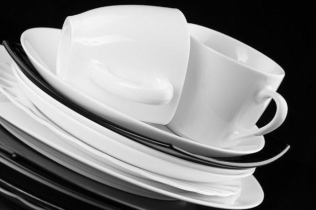 Как с помощью простых хитростей вымыть посуду до блеска