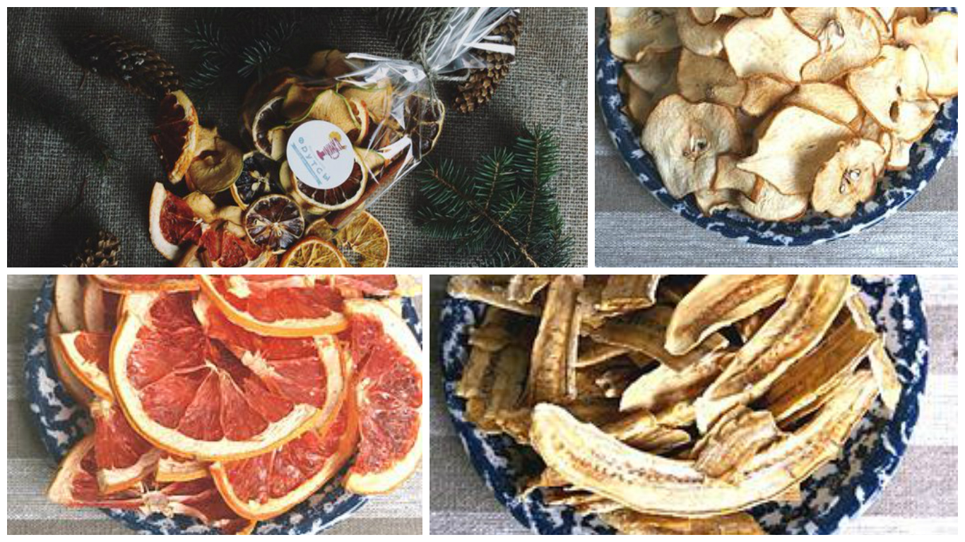 Сбор заказов. Натуральные фруктовые чипсы: вкусно и полезно