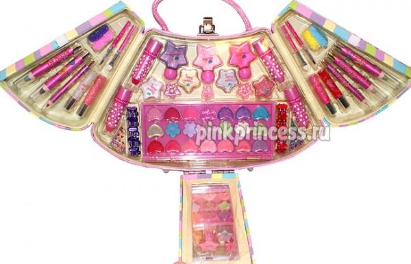 Сбор заказов.Декоративная косметика для юных принцесс. Аксессуары и сумочки, канцелярские наборы, резинки для волос.