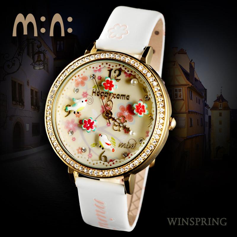 Сверка-дозаказ. Экспресс-сбор до повышения цен! Часы MiniWatch, как произведение искусства. Первые в мире часы для счастливых! Выкуп 18
