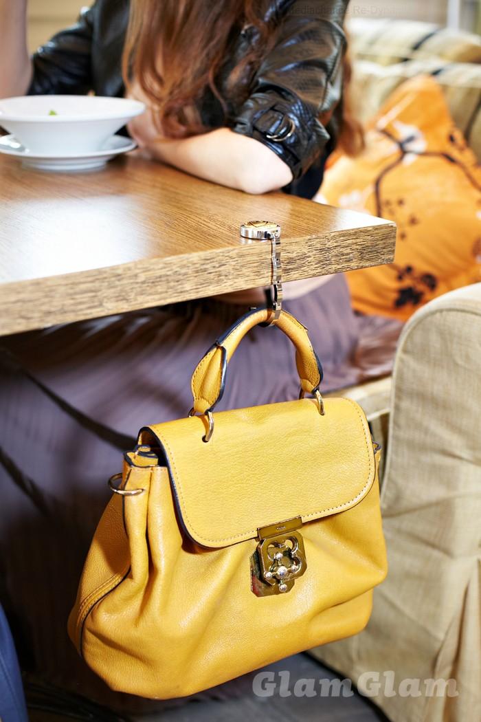 Сбор заказов. Держатели для сумок с кристаллами Swarovski - стильный подарок на 8 марта. Сверхлегкие украшения Grain de Beaute. Ретротрубки и запонки