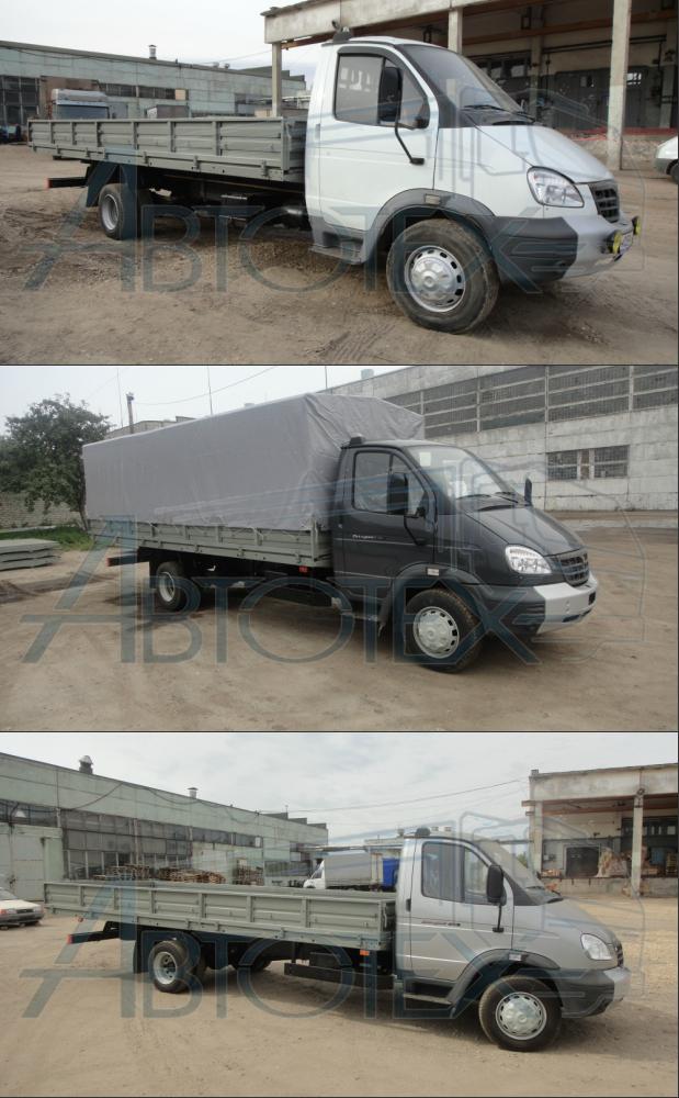 Производство, продажа и установка еврофургонов на ГАЗ 33106, 33104. Валдай