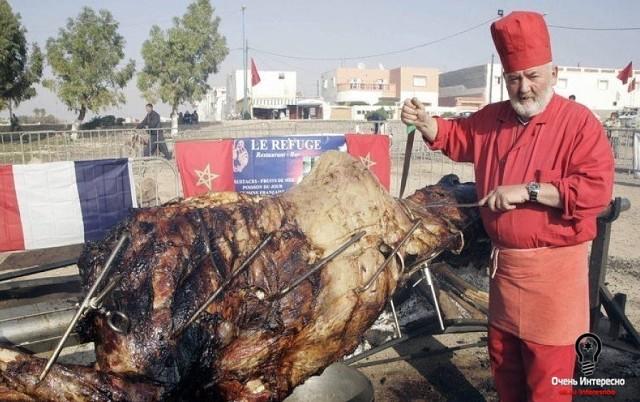 Кулинария бедуинов