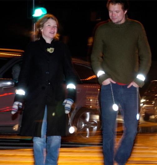 Сбор заказов. Я тебя вижу. Средство безопасности в тёмное время суток - Светоотражающие значки, подвески, наклейки (цветные наборы), браслеты, ленты на одежду, обувь, рюкзаки, велосипеды, санки, авто - 3.