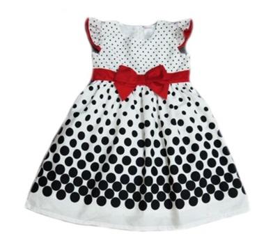Каждой дочурке по платью - 3. Праздничное платье за 500 р.? Реально! Собираем очень быстро.