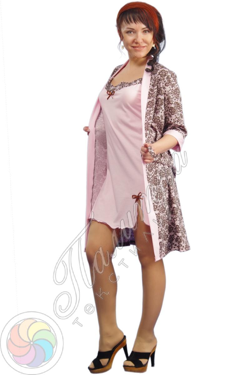 Сбор заказов. Никогда не лишнее! Халаты, домашние костюмы, платья и ночные сорочки для милых дам! Есть детский ассортимент. 2/2016.