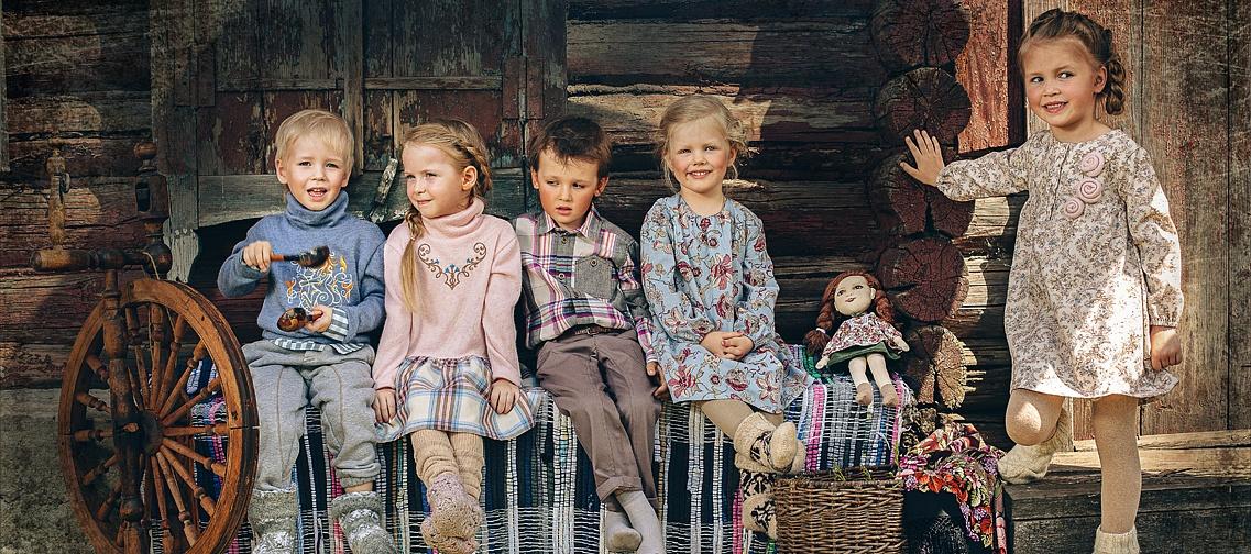 Yume - дизайнерская детская одежда