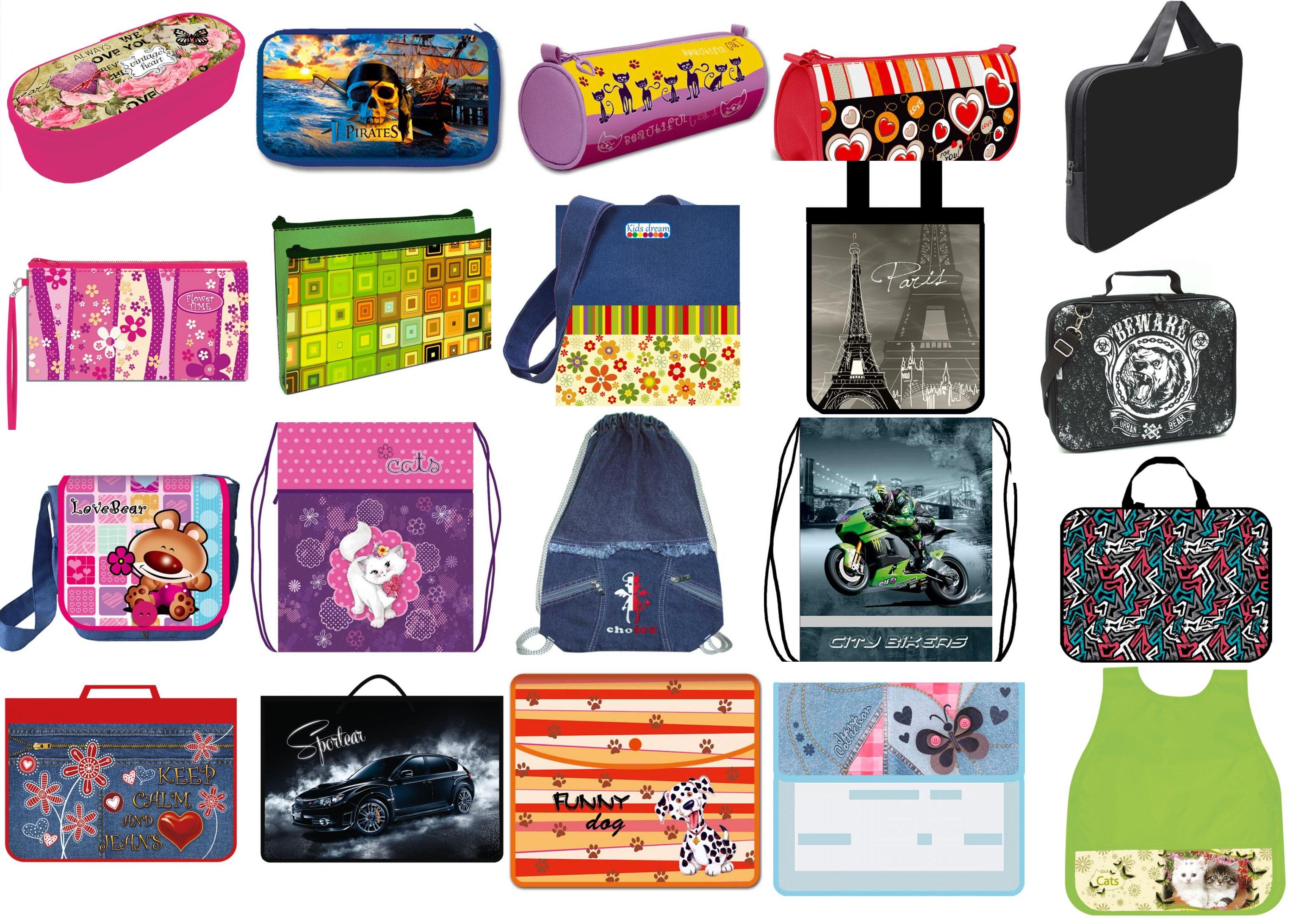 Пеналы, папки для тетрадей, мешки для обуви, сумки для внешкольных занятий. Папки для рисования формата А1, А2, А3. Выбираем подарки для мальчиков и девочек к праздникам или просто готовим к школе)))