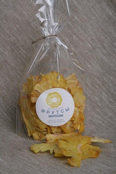 Фрутсы - фруктовые чипсы - новый продукт для тех, кто следит за своим здоровьем и фигурой! Без добавок и консервантов!