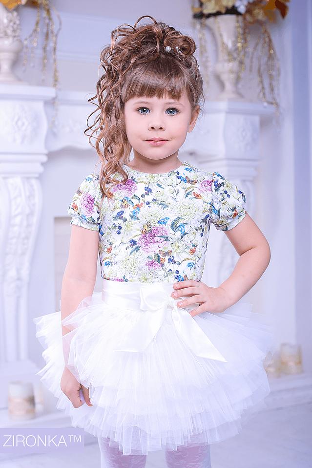 Сбор заказов. Нарядные платья для юных принцесс. Без рядов. От 98 до 128 см