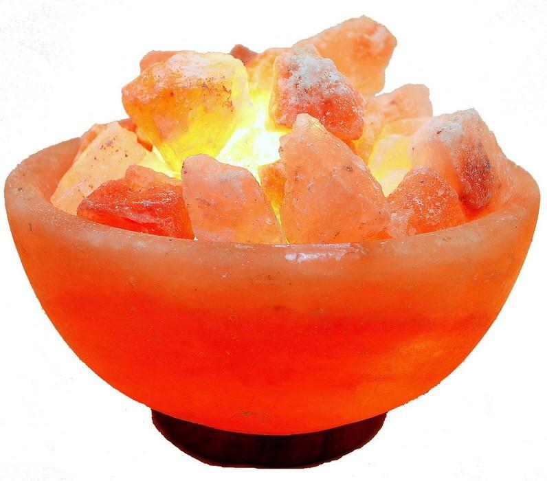 Рекомендую!!!Красиво и эффективно! Солевая лампа является лучшим подарком своим близким.