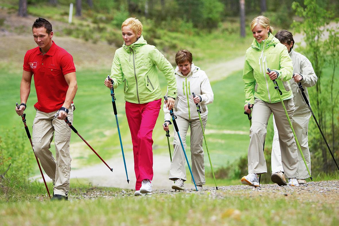 Сделайте подарок родным и близким! Свежий воздух и движение - полезны в любом возрасте! Палки для скандинавской ходьбы за 529 руб.!