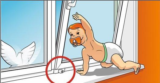 Защита на окна от выпадения детей. Сделай своё окно безопасным для ребёнка.