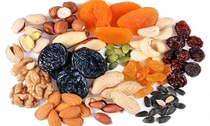 Орешки, цукаты, сухофрукты, смеси....
