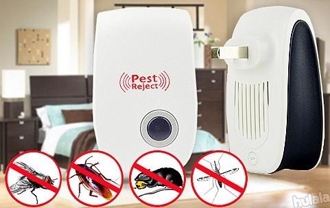 Ультразвуковой отпугиватель комаров, грызунов и не только! Сбор 10.