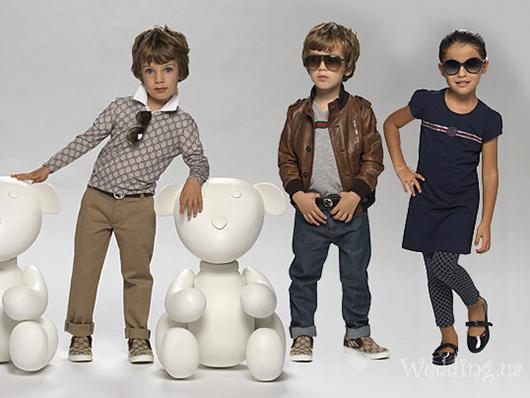 Гламурные детки! Самые популярные бренды детской одежды