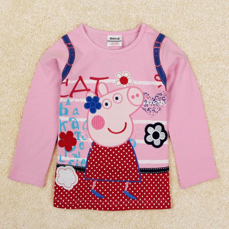 Предзаказ Февраль: детская одежда Nova (долгожданная Пеппа), Neat. А так же Star, Flags, Gap и др. Футболки с длинным и коротким рукавом, платья, леггинсы, брюки. А так же кофты, свитеры, кардиганы. Ежедневная бронь!