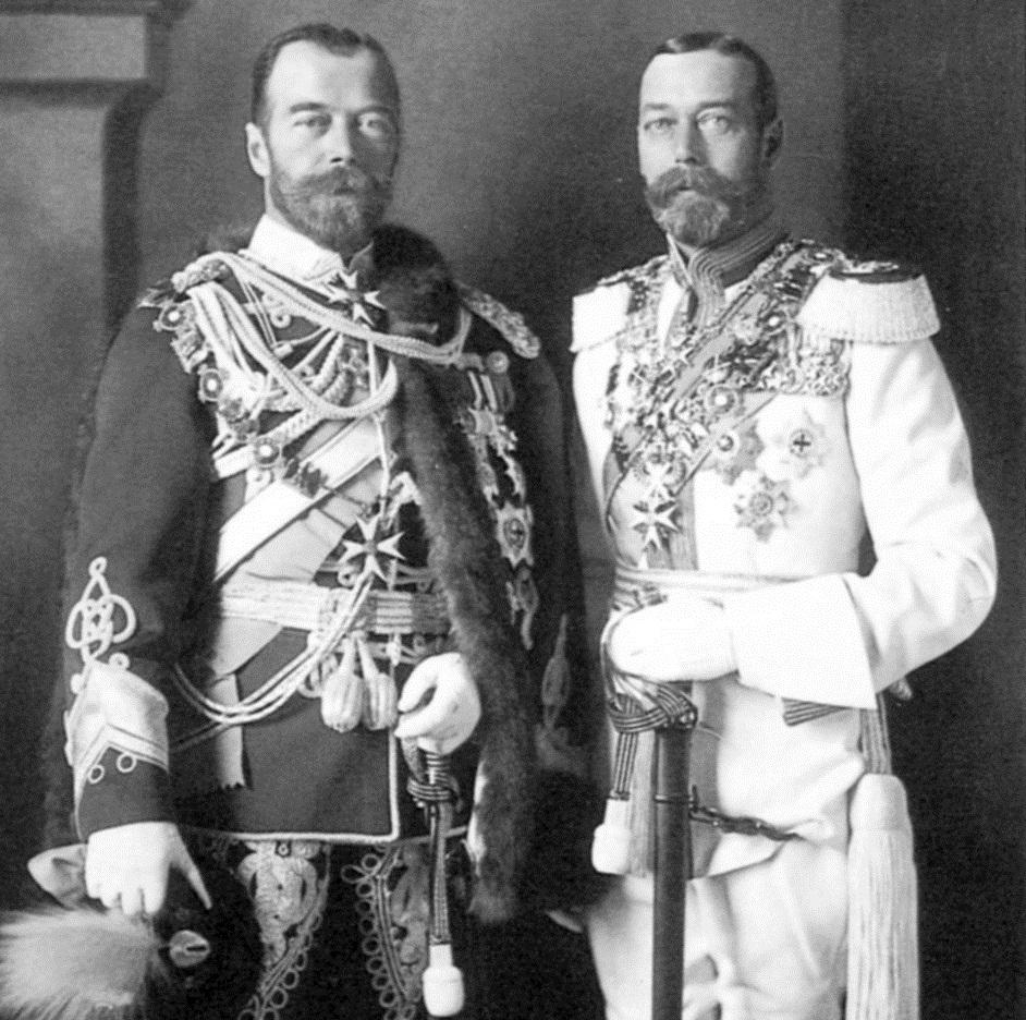 Насколько русскими были русские цари и князья