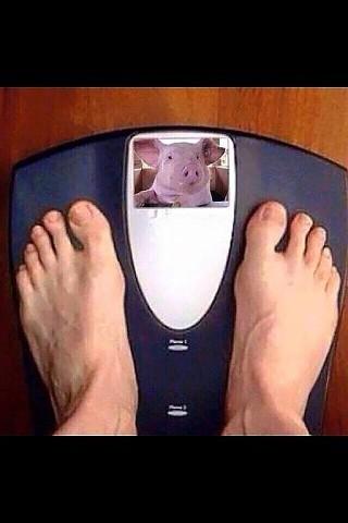 Нууу, оочень откровенные весы