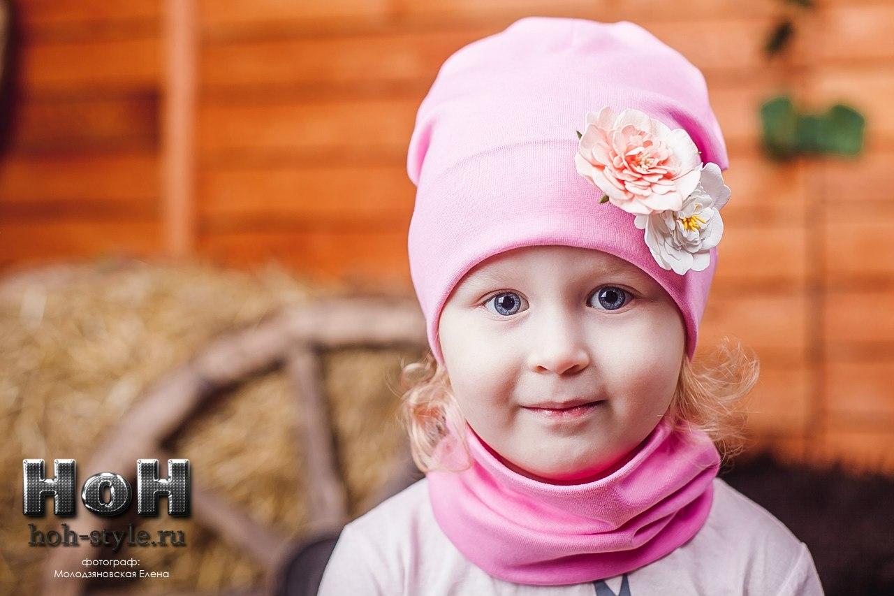 Hoh - стильные детские шапочки, а также одежда и аксессуары