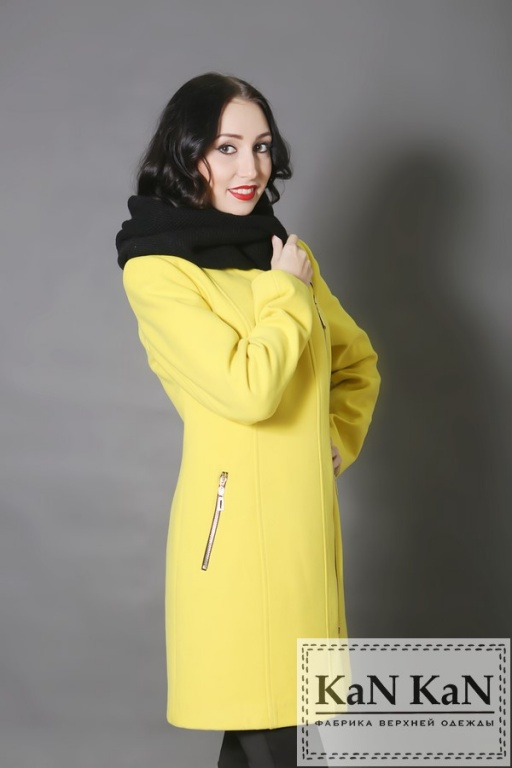 Сбор заказов. Стильные пальто, куртки и плащи от Кан-Кан. Мода может быть доступной! От производителя! с 40 по 60 размер.Без рядов
