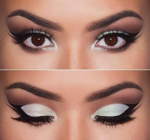 Как сделать глаза идеально красивыми