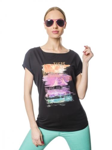 Сбор заказов.Женские футболки от Польской фирмы De8ep Pale-9. Новая весенняя коллекция. р 42-50