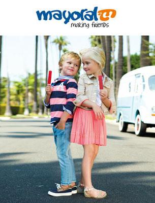 Сбор заказов. Испанский стиль и качество! Знаменитый бренд Mayoral для детей. Распродажа - ликвидация склада.