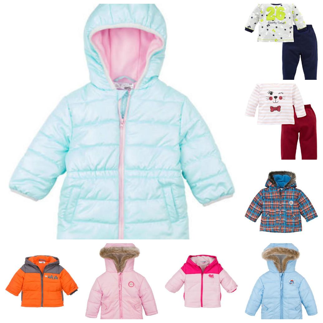 Новинки! Курточки для малышей!