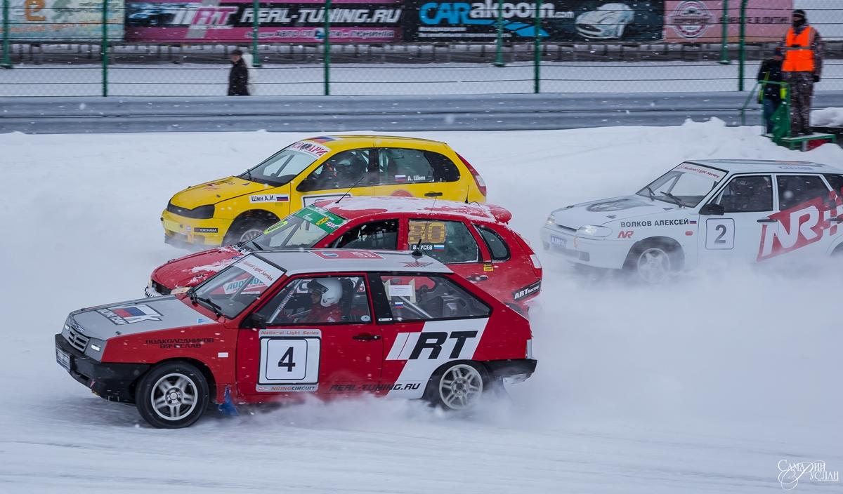 Новости партнеров: Зимний чемпионат NLS, 2 этап - 14 февраля