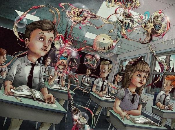 И сотворили школу так, как повелел дьявол.