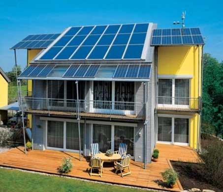 В Норвегии создали концепт экодома с троекратным положительным энергобалансом