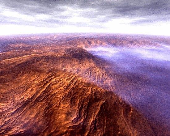Горы на Венере достигают высоты в 11,3 километра, что заметно выше, чем Эверест.